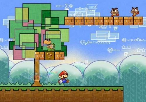 Super Paper Mario Cheats Wii