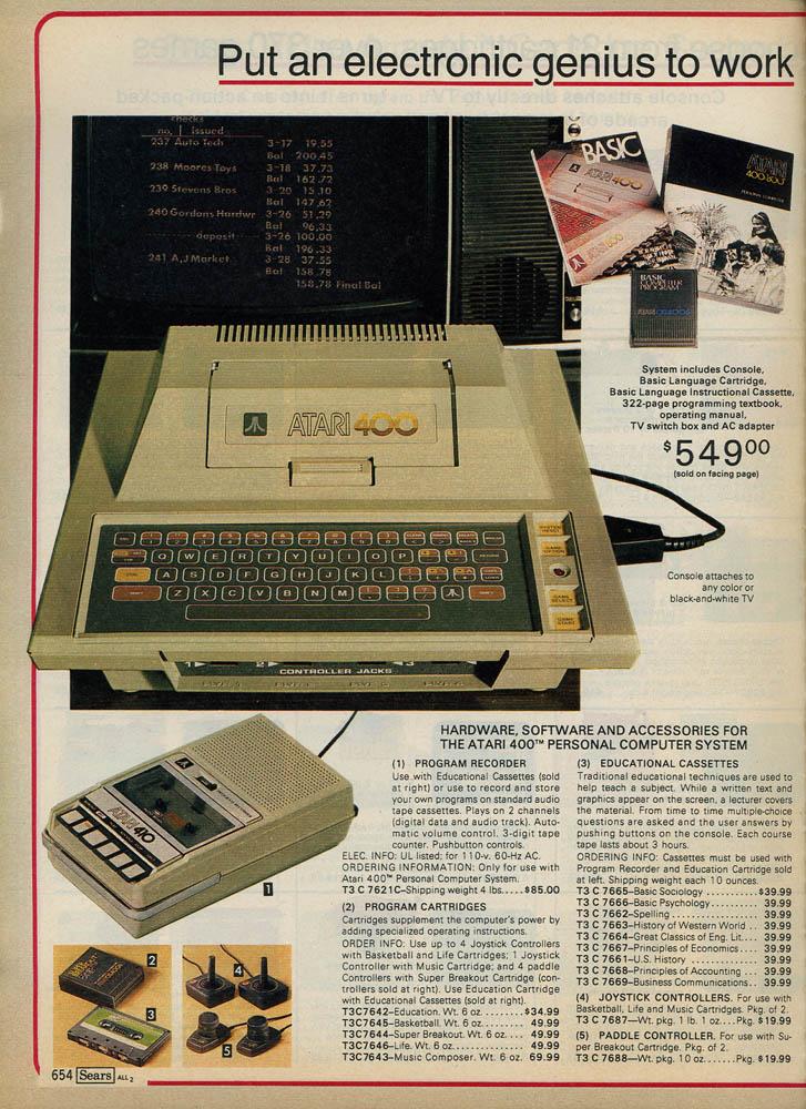 Atari_400_XL_Sears_1979