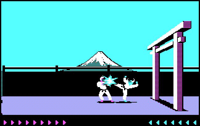 msdos_Karateka_1986